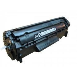 Tóner Remanufacturado HP12A HP Q2612A